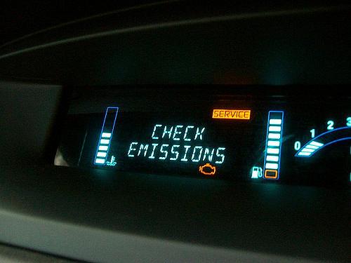 check emissions