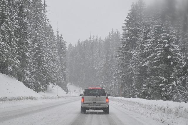 snow tires are designed